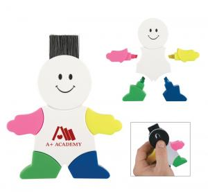 Smile Face Highlighter with Cleaner