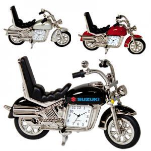 Desktop Motorcycle Clock