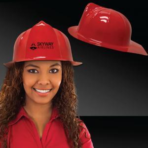 Plastic Firefighter Helmet