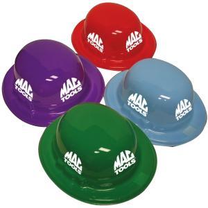 Plastic Derby Hat