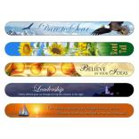Inspirational Themed Full Color Nail File