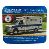 "6"" x 8"" Full Color EMT/EMS Mouse Pad"