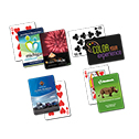 Full Color Custom Design Backs Playing Cards