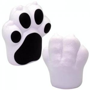 Paw Print Shaped Stress Reliever