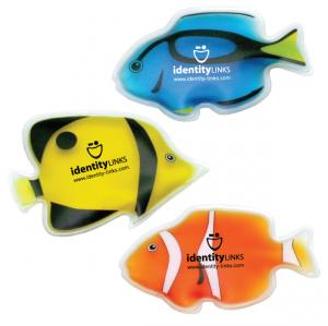 Tropical Fish Shaped Ice Chill Cold Pack