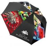 "42"" Casino Themed Folding Umbrella"