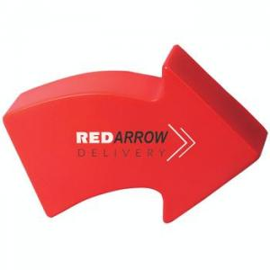 Arrow Shaped Stress Reliever
