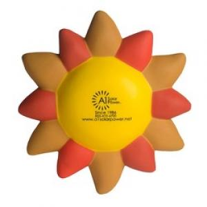 Sun Shaped Stress Reliever