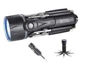Spider LED Flashlight and Tool Set