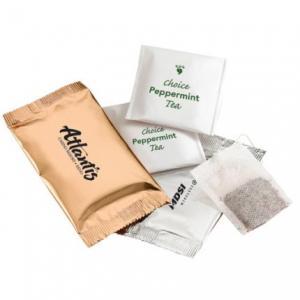 Cell wrapped Tea Bags