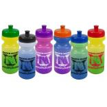 21 Oz. Chiller Color Changing Push-Pull Lid Water Bottle