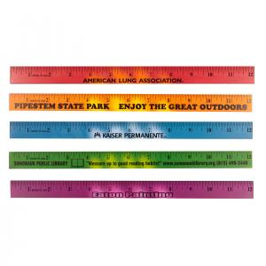 Mood Color Changing 12 Inch Ruler