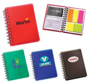 All-In-One Multi-Tasking Sticky Note Booklet