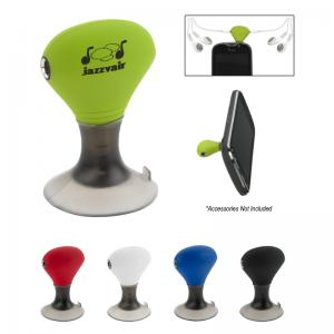 Jazz Ear Bud Splitter With Phone Stand