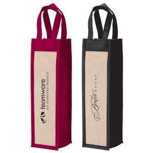 Napoli Wine Bottle Carrier Bag