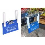 Shopping Cart Coupon Tote