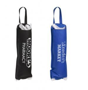 Hanging Plastic Bag Keeper