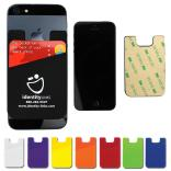 Silicone Wallet for iPhone