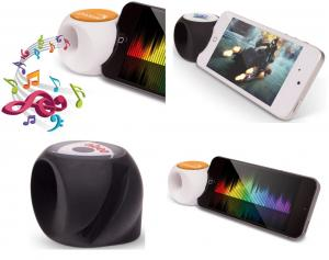 iPhone Dice Speaker Amplifier