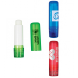 Vibrant Lip Balm With Removable Cap