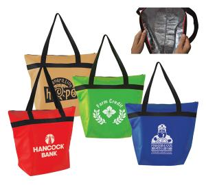 Insulated Shopping Tote Bag