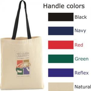 7 oz. Bottom Gusset  Canvas Tote