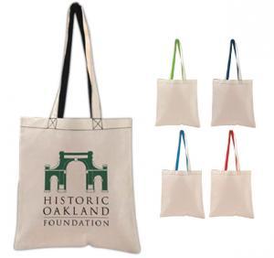 Economy Two Tone Tote Bag