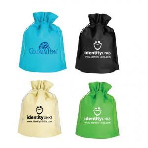 Premium Poly Cinch Gift Bag