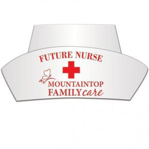 Nurse Paper Hat