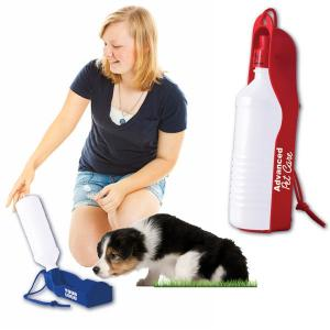 Paws for Life Portable Dog Water Bottle
