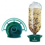 Hunter Green Bird Feeder
