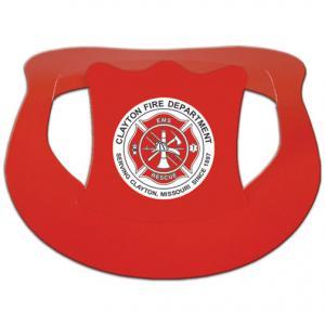 Emergency Fireman's Helmet Paper Hat