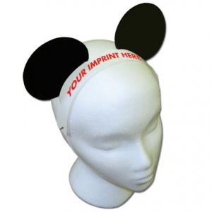 Mickey Mouse Ears Themed Paper Hat