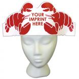 Lobster Delight Paper Hat