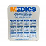 Full Color Imprint EMS Calendar Mousepad