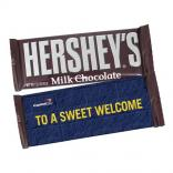 Wrapped Hershey's Bars