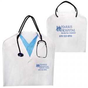 Doctor Smock-Shape Tote Bag