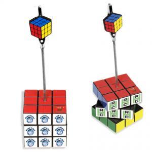 Rubik's Cube Note Holder