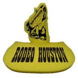 Cowboy Boots Shaped Foam Visor