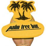 Palm Tree Shaped Foam Visor