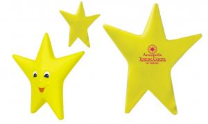 Smiling Star Stress Reliever