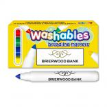 Washable Marker 4 Pack