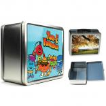 4 Inch Metal Lunch Box - 1 Side Decal