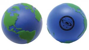 Earth Shaped Stress Reliever