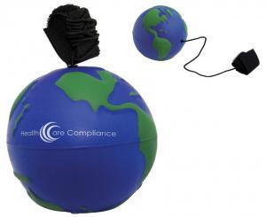 Bungie Globe Shaped Stress Reliever