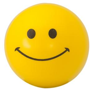 Smile Face Shaped Stress Reliever