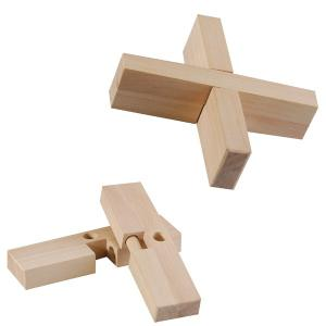 Wooden Cross Puzzle