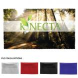 Credit Card Sized Microfiber Cloth