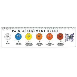 4 Color Process Pain  Gauge Ruler