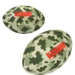 "3"" Digital Camo Stress Football"